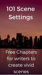 Free Chapters  for writers to create vivid scenes