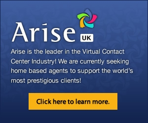 Work From Home With Arise