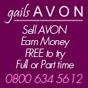 Be a party plan agent with Gails Avon